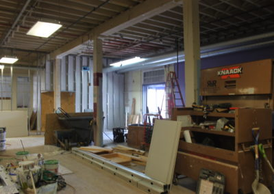 Inside the new studio