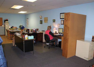 Susan's open area